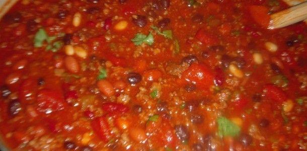 Smoky Chipotle Chili | Cooking & Baking | Pinterest