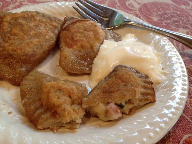 Bochi's (Grandma's) Pierogies | Recipe