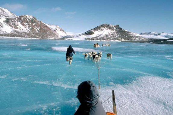 nunavut fishing and hunting