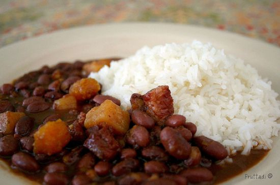 Recipe for Puerto Rican Style Red Beans | recipes | Pinterest