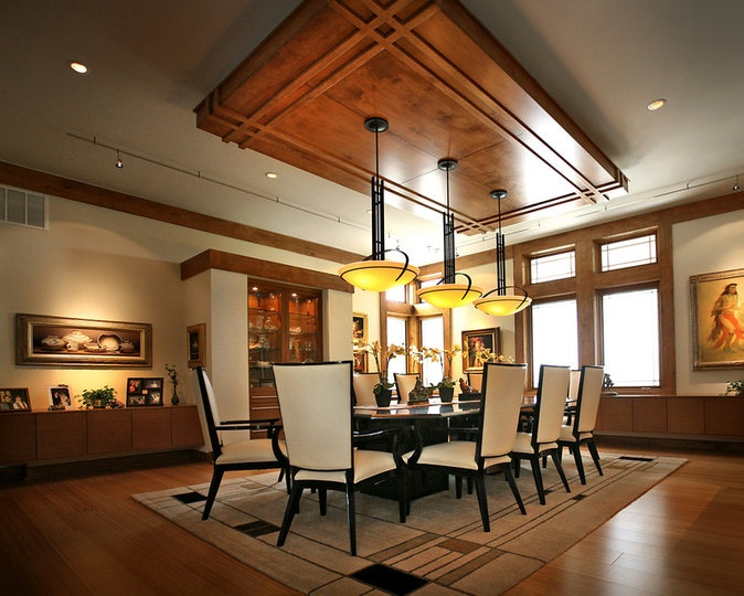 Prairie Style Decorating Prairie Style Dining Room Interior Design Decor