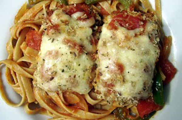 tofu parmesan sounds like a good substitute when you can t find a good ...