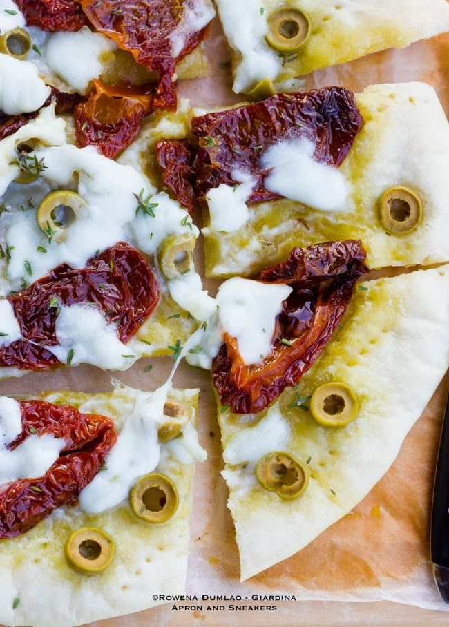 Pin by RED STAR Yeast on Focaccia & Flatbreads | Pinterest