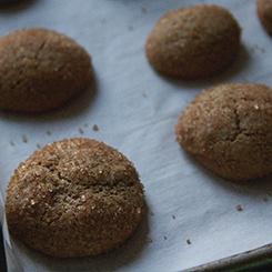 Saffron Vanilla Bean Snickerdoodles - QUOTIDIEN: The Best of ...