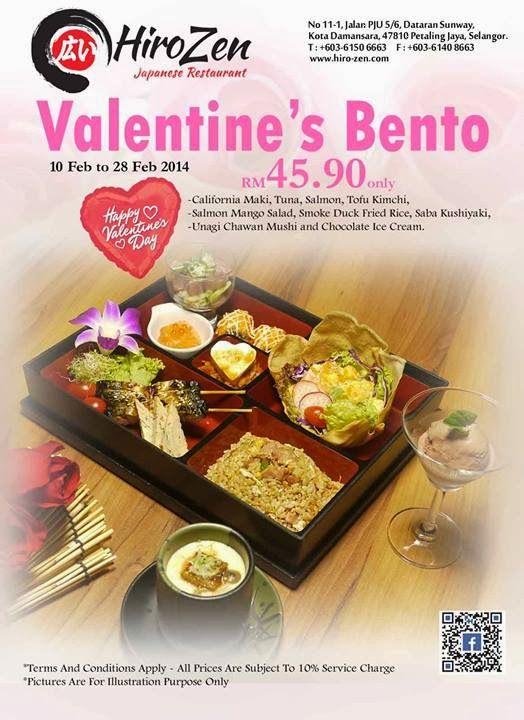 valentine day restaurants kuala lumpur