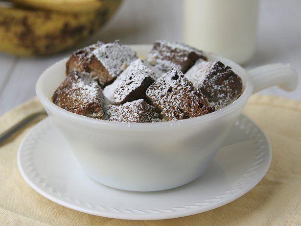 Banana-Bread Bread Pudding | Recipe