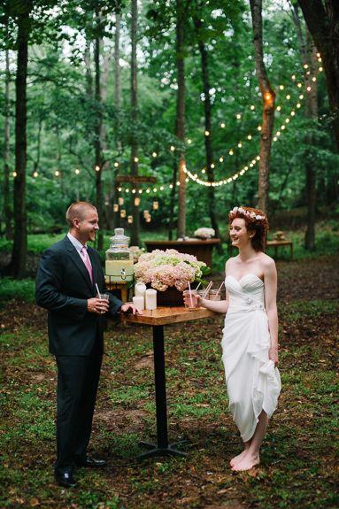 outdoor detail woodend midsummers night dream wedding