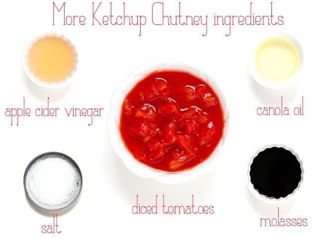 Ketchup Chutney | Recipe