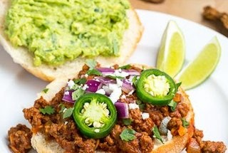 Texmex Sloppy Joes — Recipe from Closet Cooking