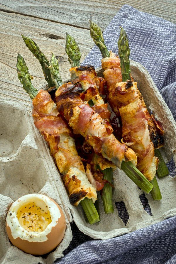 Eggs And Soldiers With Asparagus Recipes — Dishmaps