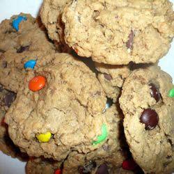 Monster Cookies V Allrecipes.com Beware, these make a TON!!!! I just ...