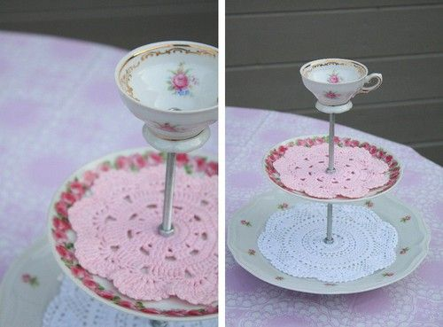 Old plates craft ideas pinterest for Craft ideas for old dishes