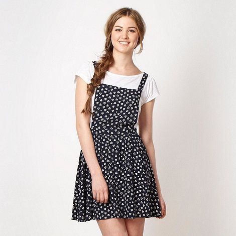 Pinafore Dress Womens