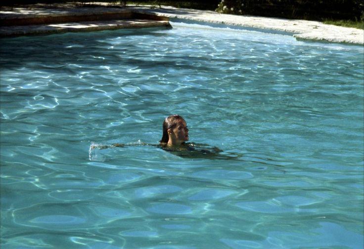 Romy la piscine alain romy la piscine pinterest for La piscine in english