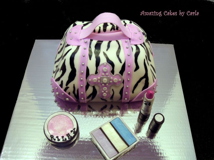 13th Bday Cakes Ideas Soccer 93132 13th B Day Purse And M