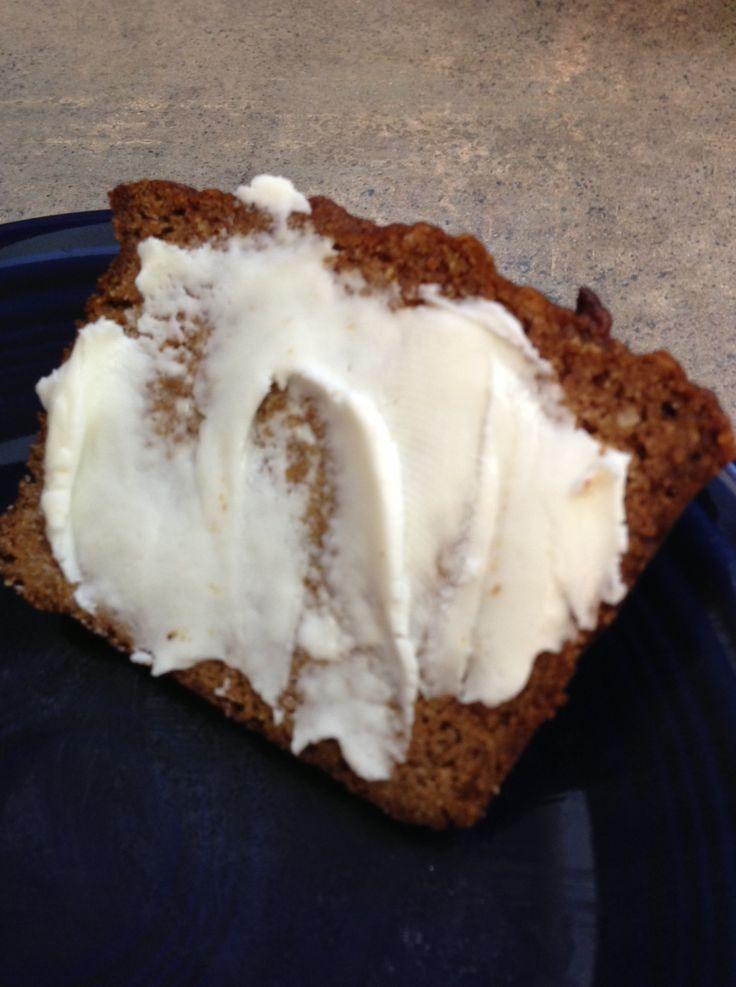 Primal/Grain-free Pumpkin Bread