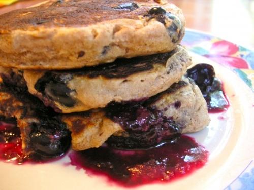 Blueberry Pancakes + Pancake 101 Recipes — Dishmaps