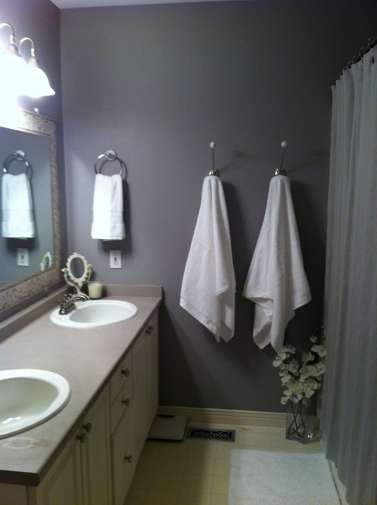 small bathroom redo live in color pinterest