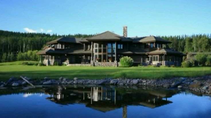 America 39 s finest log home estate great estates pinterest for Great american log homes