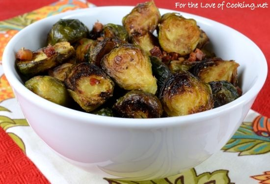 ... roasted brussels sprouts with honey balsamic glaze blackened brussels
