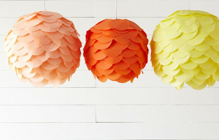 A Diwali DIY A Day: Paper Lanterns