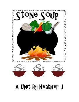 Stone Soup Activities and Printables