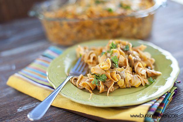 tuna noodle casserole mexican casserole mexican noodle casserole ...