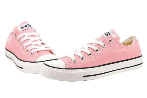 light pink converse yes please my style pinterest