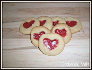 Peanut butter and jelly heart cookies | ♥ Improv Challenge ...