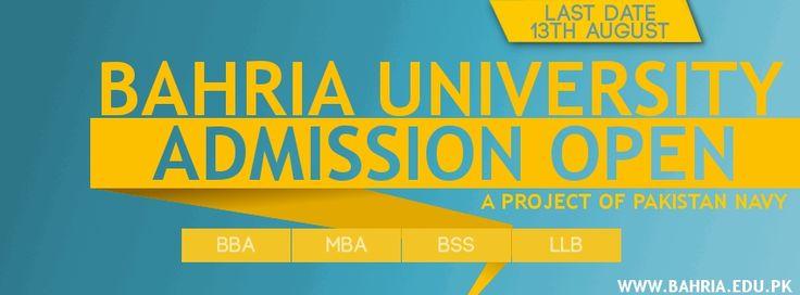 admission university
