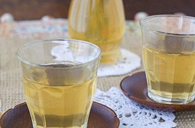 Homemade Mugicha (Japanese Roasted Barley Tea) — Punchfork