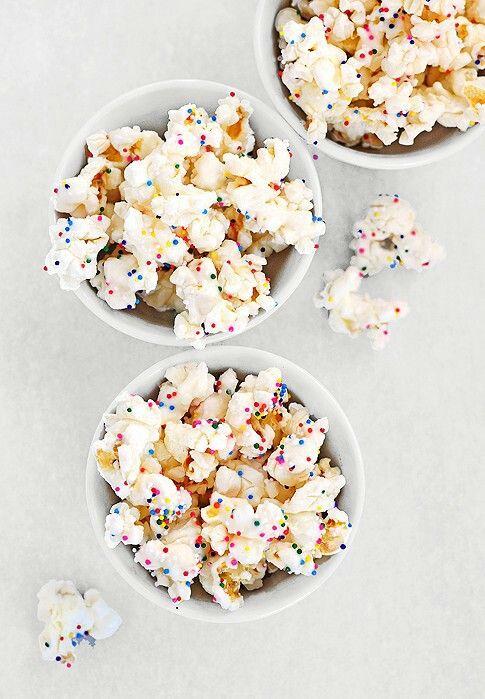 Disco popcorn ♥