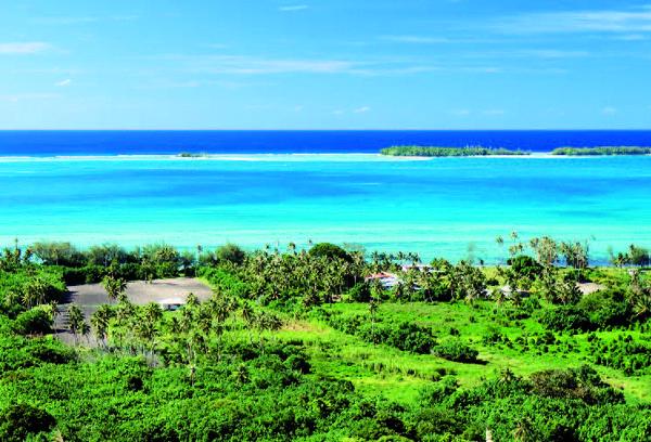 Tubuai Island French Polynesia