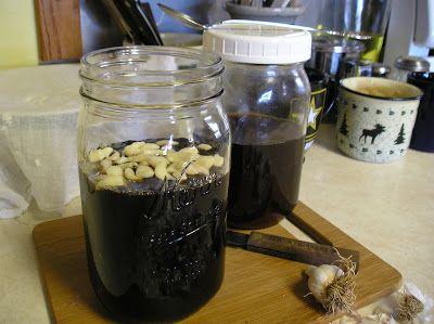 Garlic Honey, Anyone? A powerful medicinal concoction