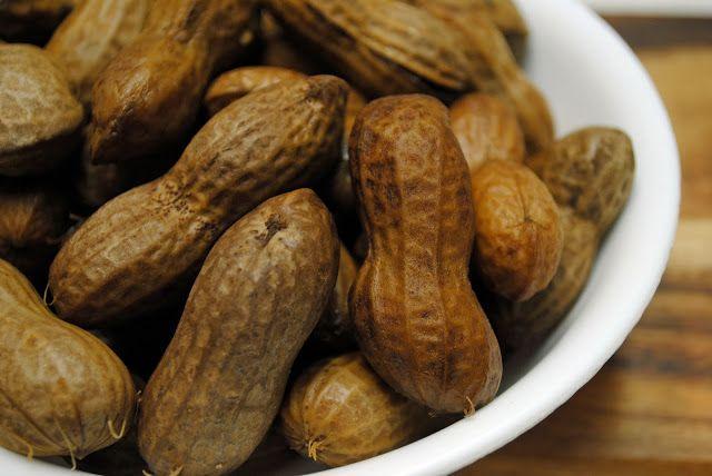 Boiled Peanuts | Food & Drink | Pinterest