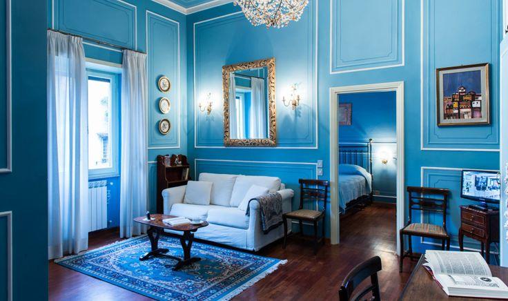 Rome apartment Frezza http://rentinrome.com/rome-apartment-frezza.html