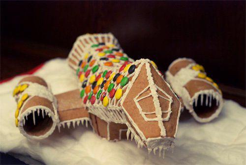 Gingerbread Serenity!