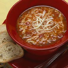 recipe carb crock pizza soup