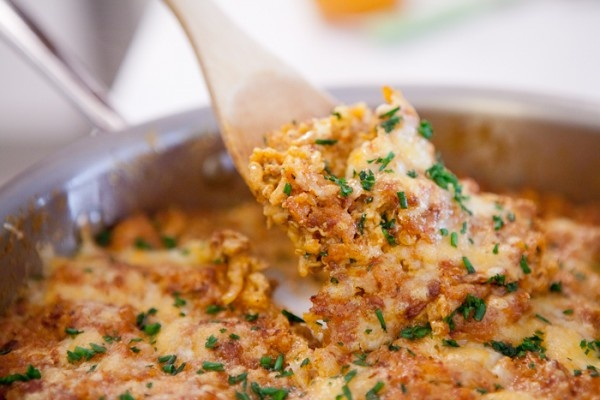 spanish inspired mac amp cheese by michael voltaggio