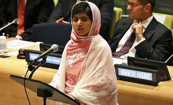 Malala Yousafzai  A re...