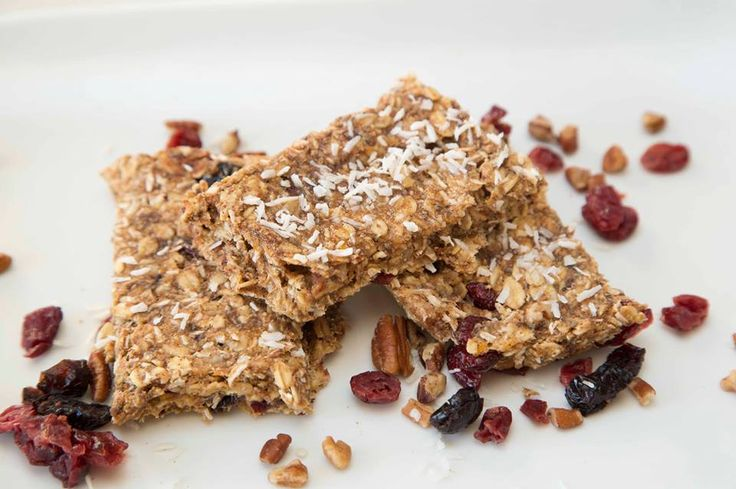 great energy bar? Here's a pumpkin bar filled with lots of energy ...