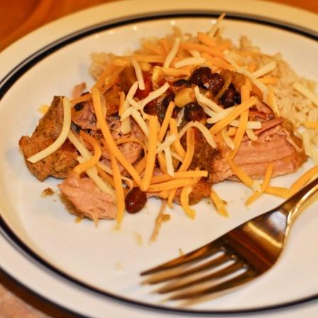Salsa Verde Pork   Recipes   Pinterest