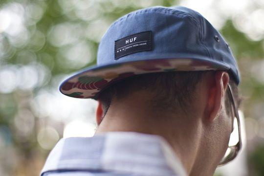 HUF summer 2012 lookbook