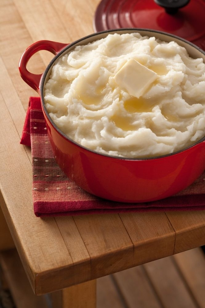 Pin by Famous Idaho® Potatoes on Mashed Potatoes | Pinterest