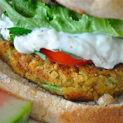 An easy, yummy way to make falafel - first pan fried, then finished in ...