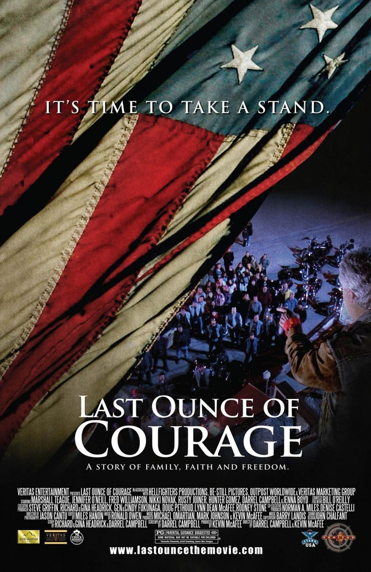 My review of Last Ounce of Courage on @USDailyReview: Here's my first bit of advice. Before you go to the theater, stop and pick up a box of tissues. Do not open that box until you walk through the door of the theater. Sit down and hold tight, because you're going to use just about every one of them. This was a stunning movie, certainly the best performance of Marshall Teague's career, bar none.    http://usdailyreview.com/movie-corner-last-ounce-of-courage