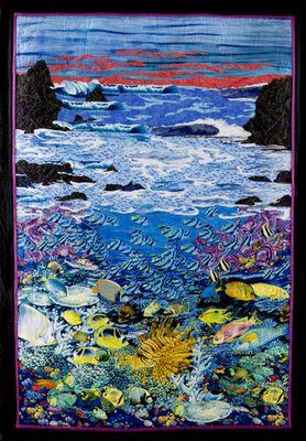 Seascape Quilt Patterns