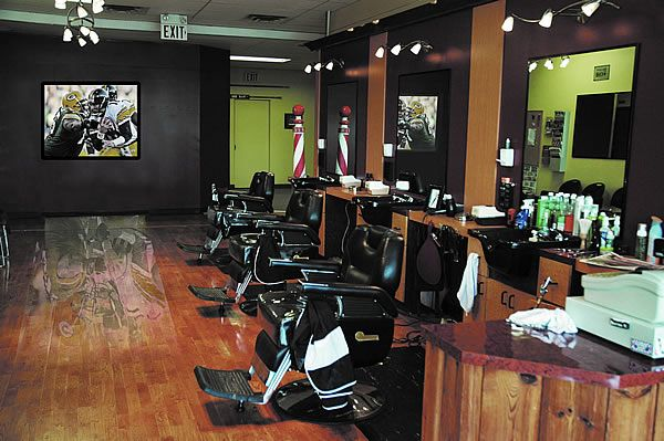 Barber And Beauty Shop : ... barber shop setup and barber furniture you buy from Standish Salon