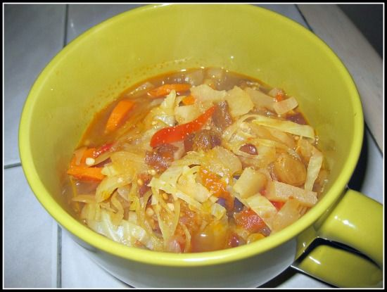 Shchi, Russian Cabbage Soup Recpe