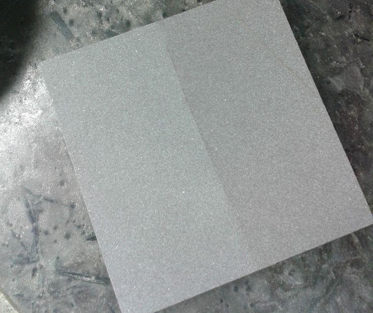 Kok Bankskiva Betong :  pacific grey Bonkskiva i granit som pominner mycket om betong Fron
